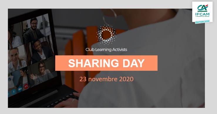 Sharing Day (2020, November, the 23rd)
